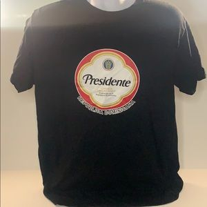 Presidente beer tee